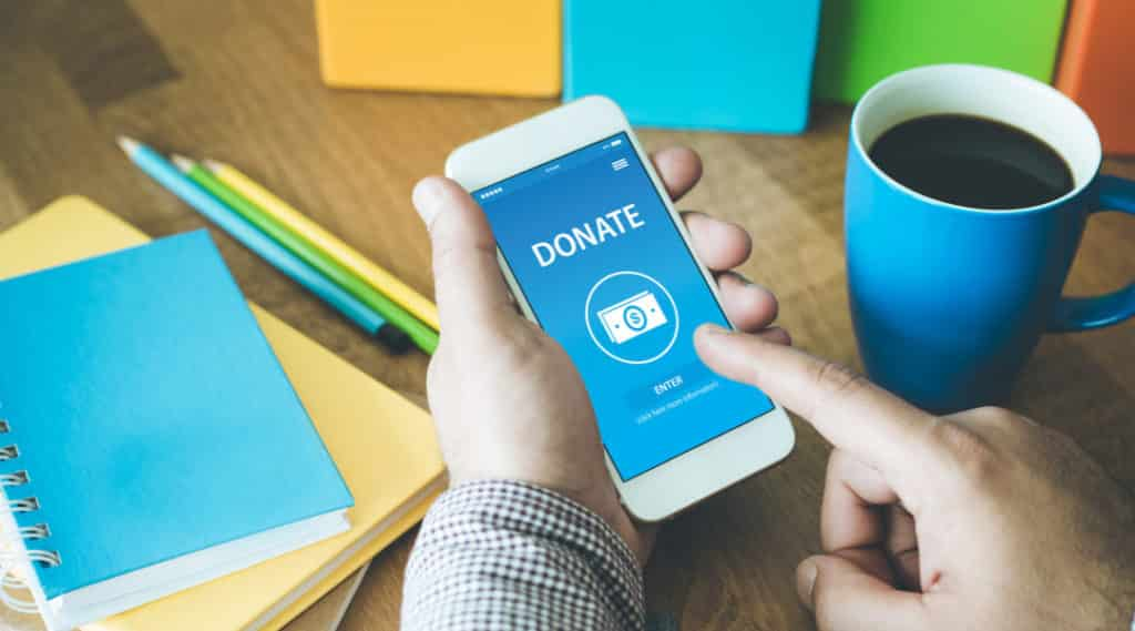 donor management system